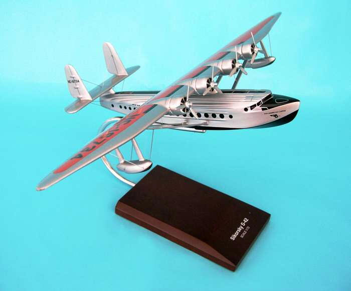 Flying Boat Models - Seaplanes & Floatplanes - Sikorsky - Martin