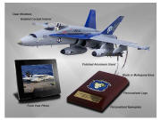 Click here for Custom Military Airplane Models!