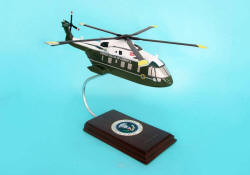 Presidential - VH-71 Kestrel Helicopter - 1/48 Scale Model