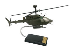 OH-58D - 1/30 Scale Model