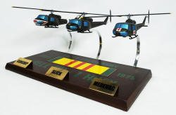 Vietnam Huey Collection - 1/48 Scale Models
