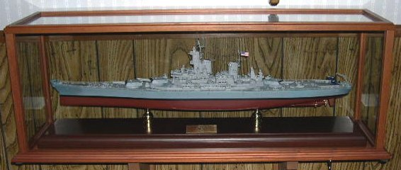 Uss Missouri Model Uss Missouri Bb-63 Battleship