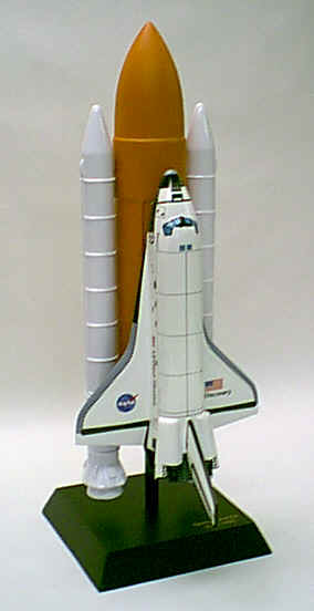 discovery space shuttle model - photo #24