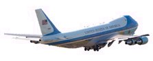 AF1 - Air Force One Airplane Model