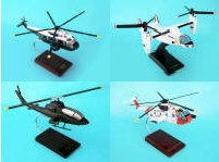 Click here for Desktop Helicopter Models