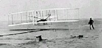 Wright Flyer First Flight - Kill Devil Hills - Kitty Hawk, North Carolina - December 17, 1903