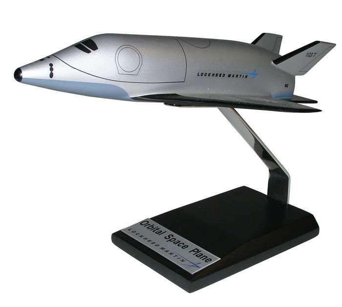 NASA - Lockheed-Martin - Orbital Space Plane - 1/60 Scale ...