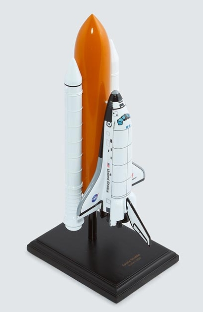 discovery space shuttle model - photo #6
