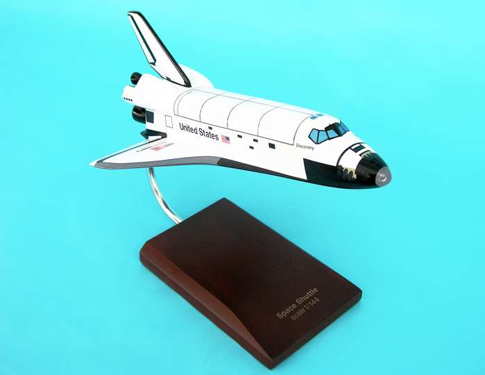 discovery space shuttle model - photo #21