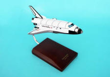 NASA Space Shuttle Atlantis (Small) - 1/200 Scale Plastic Model