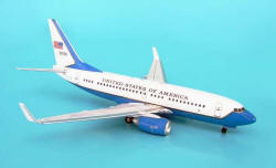 Aviation200 - Air Force C-40B V.I.P. - 1/200 Scale Diecast Metal Model - AV2737001