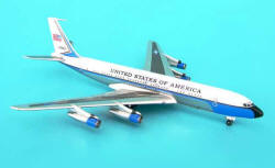InFlight500 - Air Force One 707-320B/C - 1/500 Scale Diecast Metal Model - IF5707011