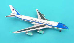InFlight500 - Air Force One 747-200 - 1/500 Scale Diecast Metal Model - IF5742014