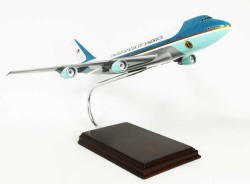 VC25 B747-200 - Air Force One - 1/144 Scale