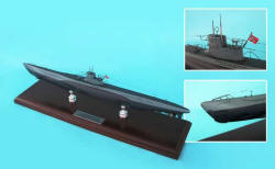 Das Boot - German U-Boat Type VII - 1/125 Scale
