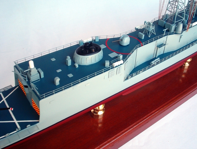 FFG Perry Class Frigate