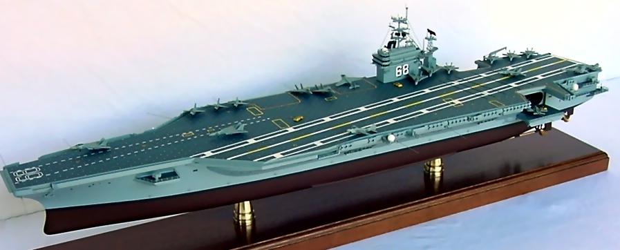 Uss Nimitz Model Uss Nimitz Cvn-68 Custom
