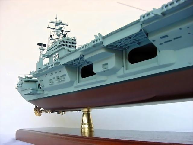 Uss Nimitz Model Uss Nimitz Cvn-68 Custom Ship