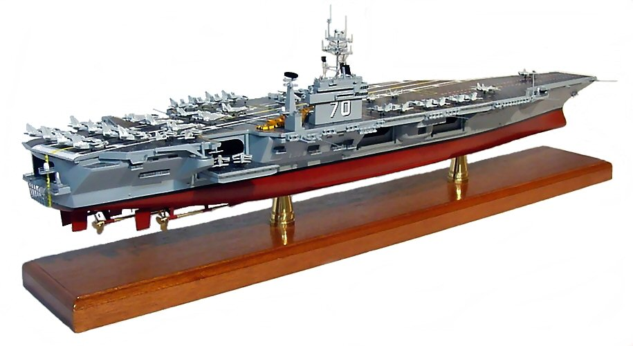 nyieun boat: Model ship plans aircraft carrier