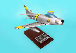 F-86F Sabre - Signed By Boots Blesse - 1/32 Scale Model