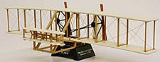 Model Power - Wright Flyer - 1/72 Diecast Metal Model
