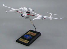 Space Ship One & White Knight Model - 1/48 Scale