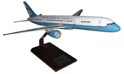 Air Force Two - C-32A V.I.P. 757-200 - 1/100 Scale Resin Model - B9110C3R