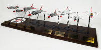 USAF THUNDERBIRDS COLLECTION 1/72